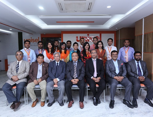 Vice President of Universiti Selangor (UNISEL) of Malaysia is in Bangladesh